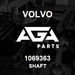 1069363 Volvo Shaft | AGA Parts