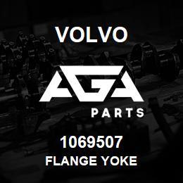 1069507 Volvo Flange Yoke | AGA Parts