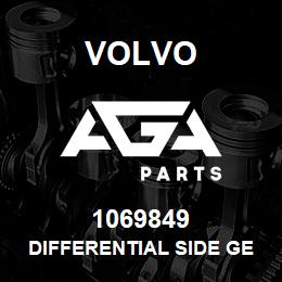 1069849 Volvo DIFFERENTIAL SIDE GEAR | AGA Parts