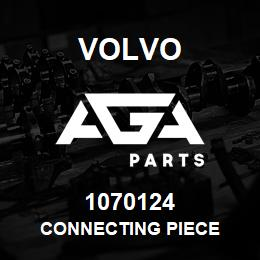1070124 Volvo Connecting piece | AGA Parts