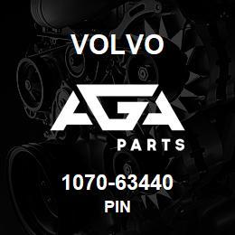 1070-63440 Volvo PIN | AGA Parts