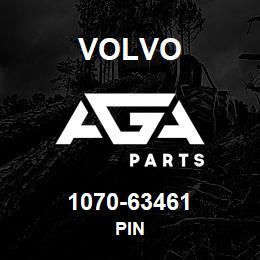 1070-63461 Volvo PIN | AGA Parts