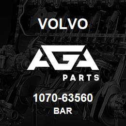 1070-63560 Volvo BAR | AGA Parts