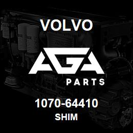 1070-64410 Volvo SHIM   AGA Parts