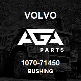 1070-71450 Volvo BUSHING | AGA Parts