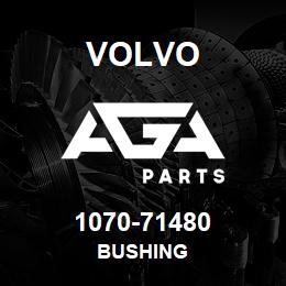 1070-71480 Volvo BUSHING   AGA Parts