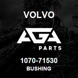 1070-71530 Volvo BUSHING | AGA Parts