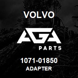 1071-01850 Volvo ADAPTER | AGA Parts
