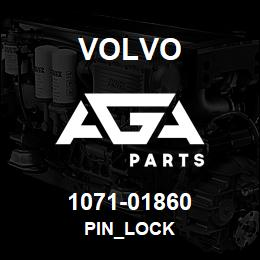 1071-01860 Volvo PIN_LOCK | AGA Parts