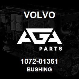 1072-01361 Volvo BUSHING | AGA Parts