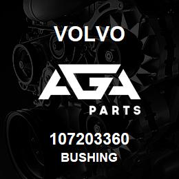 107203360 Volvo Bushing | AGA Parts