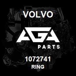 1072741 Volvo RING | AGA Parts