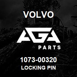 1073-00320 Volvo LOCKING PIN | AGA Parts