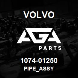 1074-01250 Volvo PIPE_ASSY | AGA Parts