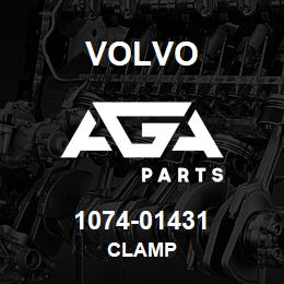 1074-01431 Volvo CLAMP | AGA Parts