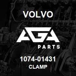 1074-01431 Volvo CLAMP | AGA Parts