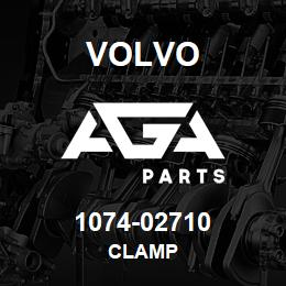 1074-02710 Volvo CLAMP | AGA Parts