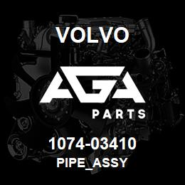 1074-03410 Volvo PIPE_ASSY | AGA Parts