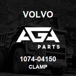 1074-04150 Volvo CLAMP | AGA Parts