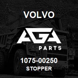 1075-00250 Volvo STOPPER | AGA Parts
