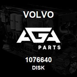 1076640 Volvo DISK | AGA Parts