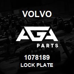 1078189 Volvo LOCK PLATE | AGA Parts