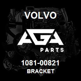1081-00821 Volvo BRACKET | AGA Parts