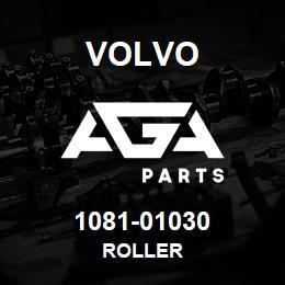1081-01030 Volvo ROLLER | AGA Parts