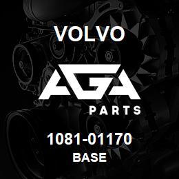 1081-01170 Volvo BASE | AGA Parts