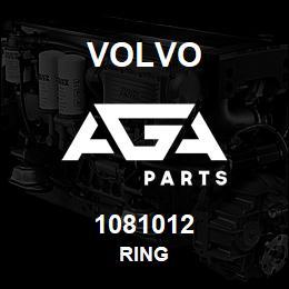1081012 Volvo Ring | AGA Parts
