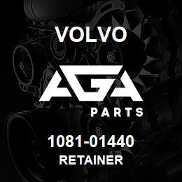 1081-01440 Volvo RETAINER | AGA Parts