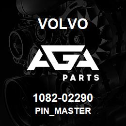 1082-02290 Volvo PIN_MASTER | AGA Parts