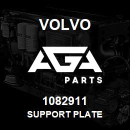 1082911 Volvo Support Plate | AGA Parts