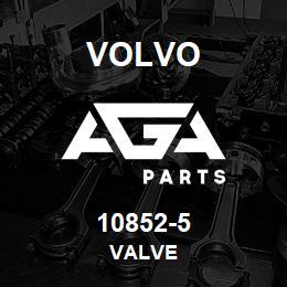 10852-5 Volvo VALVE | AGA Parts