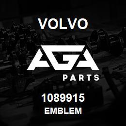 1089915 Volvo Emblem | AGA Parts