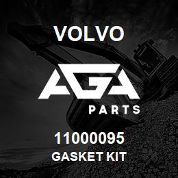 11000095 Volvo Gasket Kit | AGA Parts