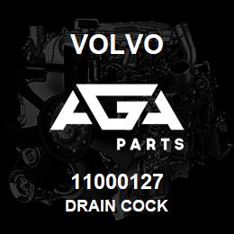 11000127 Volvo DRAIN COCK | AGA Parts