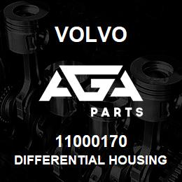 11000170 Volvo Differential housing | AGA Parts