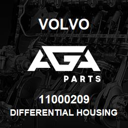 11000209 Volvo Differential housing | AGA Parts