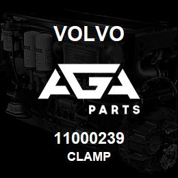 11000239 Volvo CLAMP | AGA Parts