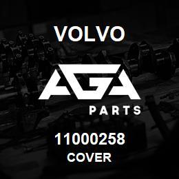 11000258 Volvo COVER   AGA Parts