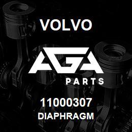 11000307 Volvo DIAPHRAGM | AGA Parts