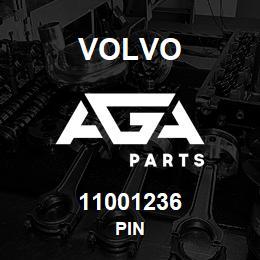 11001236 Volvo PIN   AGA Parts