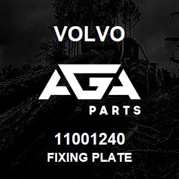11001240 Volvo FIXING PLATE | AGA Parts