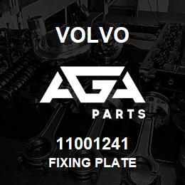 11001241 Volvo FIXING PLATE | AGA Parts