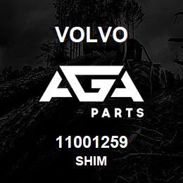 11001259 Volvo SHIM | AGA Parts