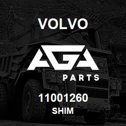 11001260 Volvo SHIM | AGA Parts