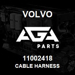 11002418 Volvo CABLE HARNESS | AGA Parts