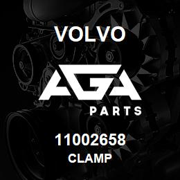 11002658 Volvo CLAMP | AGA Parts