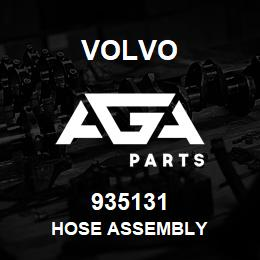 935131 Volvo HOSE ASSEMBLY | AGA Parts